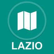 拉齐奥,意大利 : 离线GPS导航 1