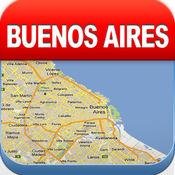 布宜诺斯艾利斯离线地图 - 城市 地铁 机场