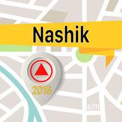 纳西克 离线地图导航和指南 1