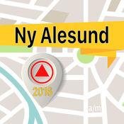 Ny Alesund 离线地图导航和指南 1