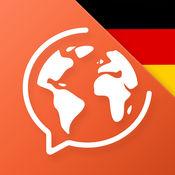 免费学习德语 - 互动会话课程 – 用Mondly学习语言:词汇课程,旅行/学校/商务音频短语