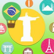 游学巴西葡语-巴西语单字卡游戏(免费版)