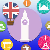 学英语游英國-英文单字卡游戏(免费版)