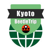 京都旅游指南地铁日本甲虫离线地图 Kyoto travel guide and offline city map, BeetleTrip metro tram JR train trip advisor