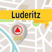 Luderitz 离线地图导航和指南 1