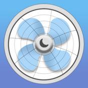 催眠风扇 - 风扇白噪音背景帮助入眠 3