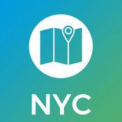 纽约市地图