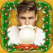 圣诞相框&相机贴纸 1