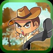 丛林探险乐趣运行 - 福雷斯特赛车游戏