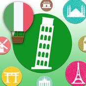 学习意大利语/意大利文-儿童发声字典抽认卡 基礎 5.5.0