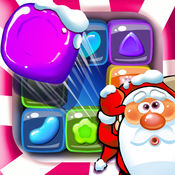 糖果泡泡三消圣诞版 - 流行消磨时间的甜美休闲游戏