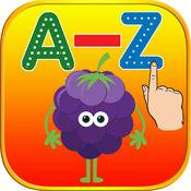 A-Z英语字母表孩子 - 水果和蔬菜 1.0.0