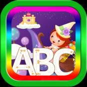 學習拼音 字母abc 寫作 英語 字母歌 學英語 寶寶學英語 實