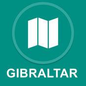 直布罗陀 : 离线GPS导航