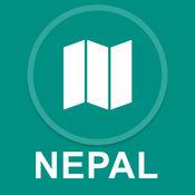 尼泊尔 : 离线GPS导航