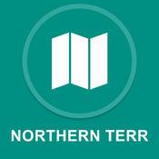 北TERR,澳大利亚 : 离线GPS导航