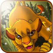 丛林王 - 围棋拉什!狮跑赛车游戏