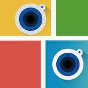 LensStitch - 创意网格相机