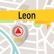 Leon 离线地图导航和指南 1