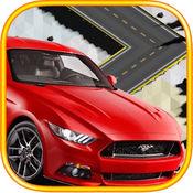 3D弯道模拟驾驶:...