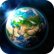 地球仪3D---互动地球模型