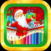 圣诞老人- 圣诞-画画-雪人和企鹅·儿童学画画免费