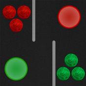 彩球和空穴 / Colored balls and holes