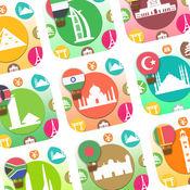 解锁9种南亚、中东和非洲语言500张学习咭和片语