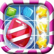 Unscramble Candy Puzzle ( 拿下比赛的操作难题 )