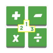 数学游戏 - 100以内小学算术,通过的刷题提高儿童智力和考试成绩