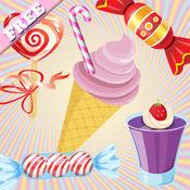 记忆游戏为幼儿和孩子们的糖果和蛋糕!游戏的记忆 - 孩子 - 小女孩的应用程序 - 游戏免费游戏