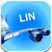 米兰利纳特LIN机场。 机票,租车,班车,出租车。抵港及离港。 1