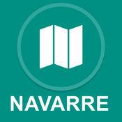 纳瓦拉,西班牙 : 离线GPS导航 1