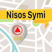 Nisos Symi 离线地图导航和指南 1