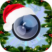 圣诞帧 - 创建自定义的圣诞祝贺,祝圣诞快乐