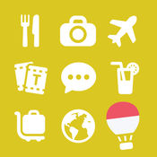 LETS旅游印度尼西亚印尼会话指南-印尼语短句攻略 5.7.1