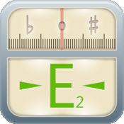 雅调 - 最专业的十二平均律调音器,可为吉他、贝斯、尤克里