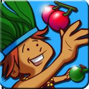 丛林隆隆声润 - 生存在丛林吃多汁的水果(免费游戏) 1