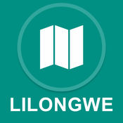 利隆圭,马拉维 : 离线GPS导航