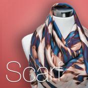 围巾的各种围法