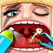 喉科医生:儿童游戏