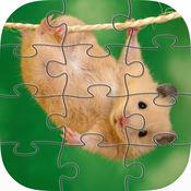 仓鼠拼图的游戏为孩子和幼儿 1.0.0