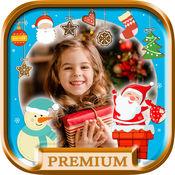 圣诞帧和照片编辑器2016 - Pro