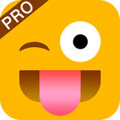Emoji Face Pro - 最萌emoji贴纸图片编辑软件,聚会自拍搞怪必备