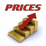黄金白银铂和钯的即时价格