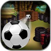 垃圾场足球世界中扮演的杯 - 玩转虚拟弗里克模拟器