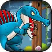 侏罗纪 2D - 恐龙游戏