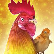 保卫动物园 - 开心小鸡梦幻神奇大作战