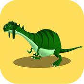 Jurassic Crossy - 迪诺过马路