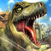 Jurassic Run - 免费 恐龙 动物 赛跑 模拟器 游戏 2.11.2